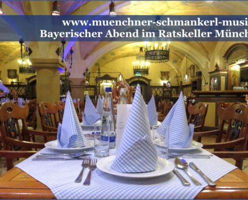 Bayerische Musiker in München, Augsburg, Ingolstadt, Nürnberg, Regensburg, Straubing, Passau, Salzburg, Zürich